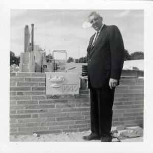 1959 school construction